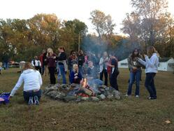 Pecometh | Pen-Del Youth Bonfire