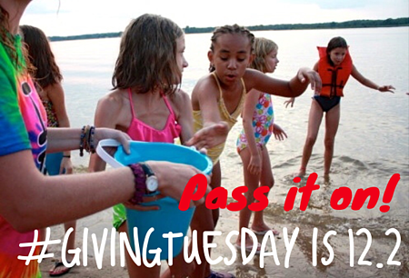 This #GivingTuesday give the gift of camp!