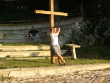 leaning_on_cross