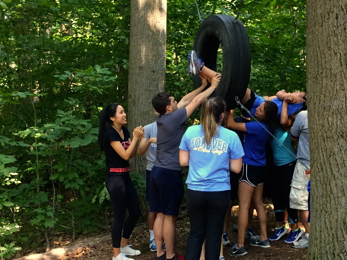 Pecometh Blog | Learning Trust on Pecometh's Challenge Course
