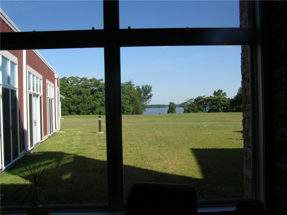 The comfortable common areas and the inspiring water views make the RRC a retreat and meeting experience to remember.