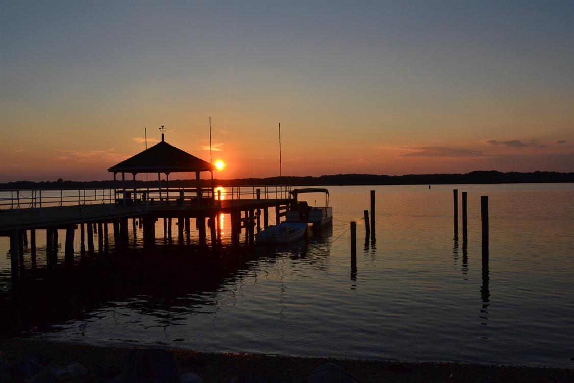 Pecometh Sunset