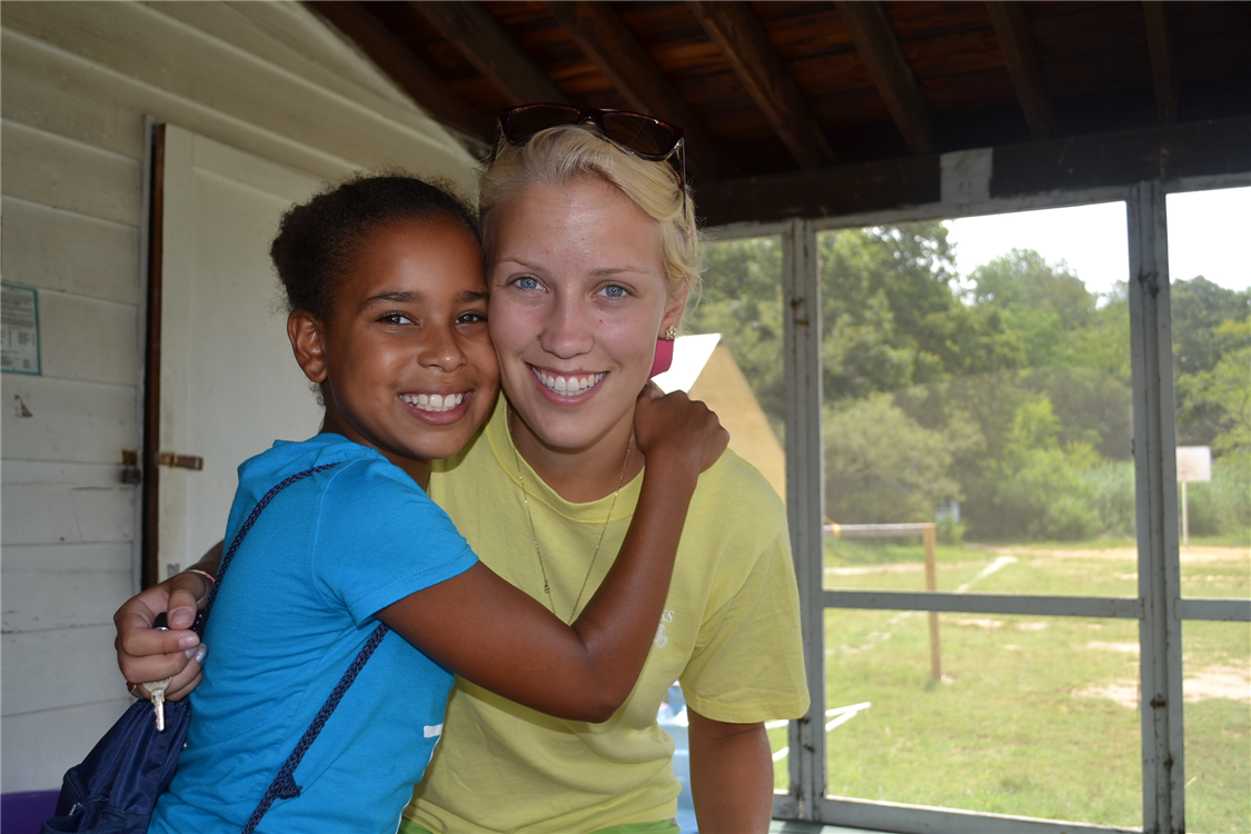 Many of our staff members were campers whose lives were impacted by their time at Pecometh - so they came back to help other kids have great experiences at camp!