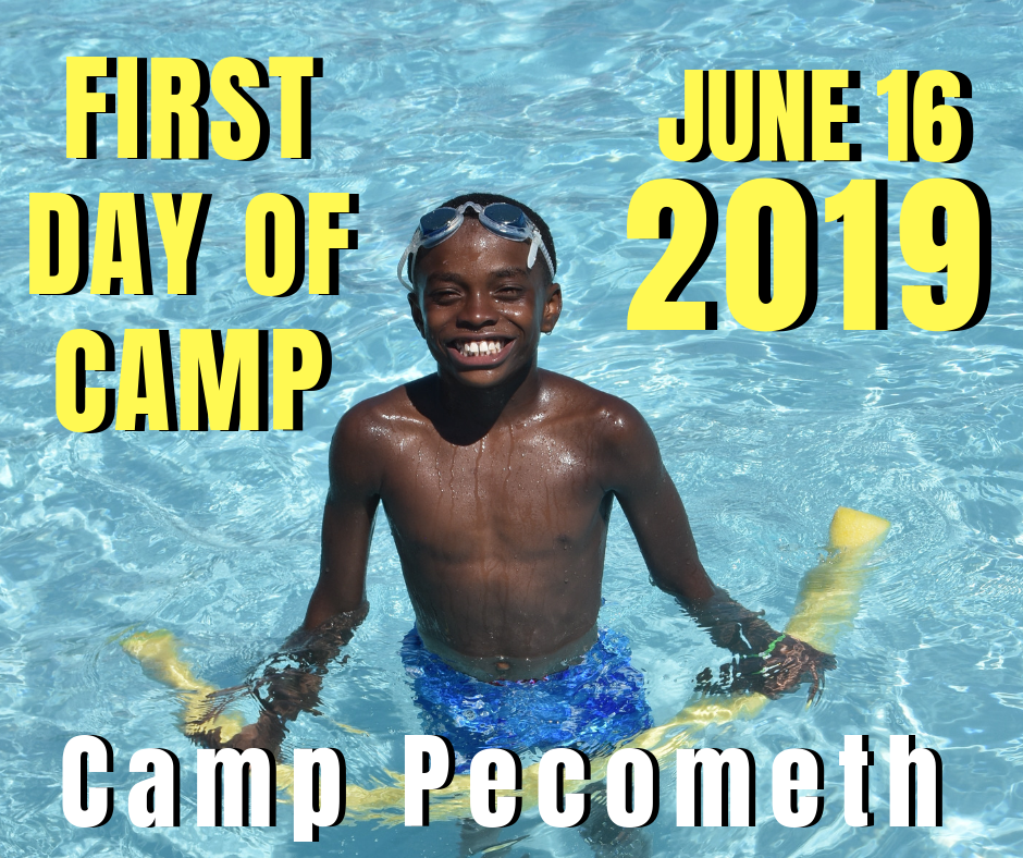 2019 First Day of Camp