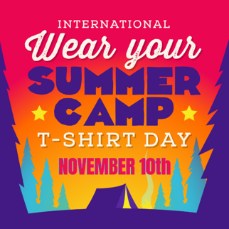 2020 Camp Tshirt Day