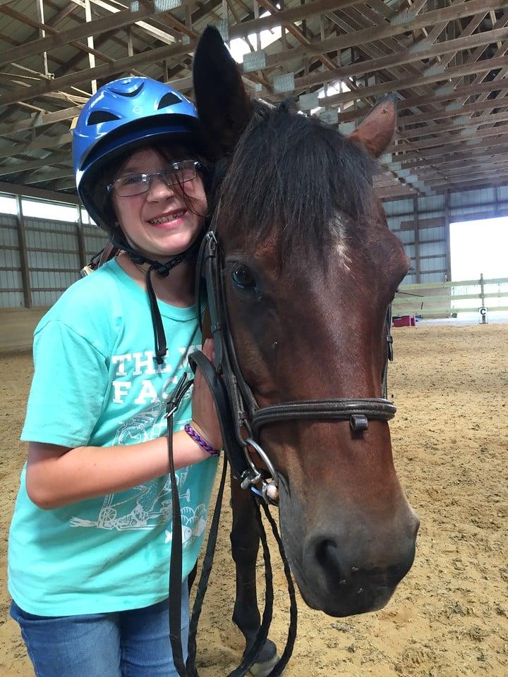Day Camp Horseback
