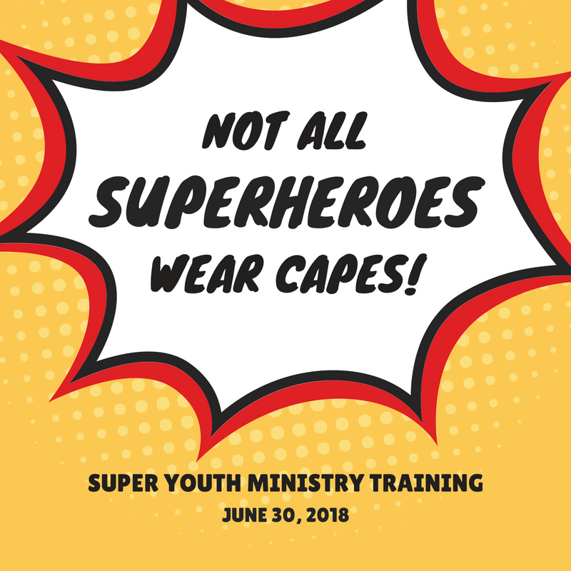 YPMN Youth Ministry Training