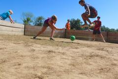 Gaga Ball Day Camp at Pecometh