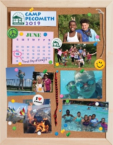 Camp Pecometh Brochure